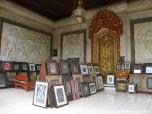 Art shops in Ubud