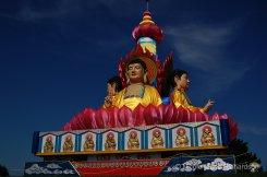 Waterfront Buddha