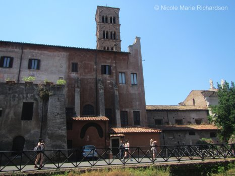 Piazza Santa Francesca Romana