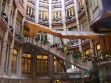 Casa Milà entrance