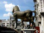 Four Horses of St. Mark's replicas
