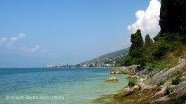 Lake Garda - swimming