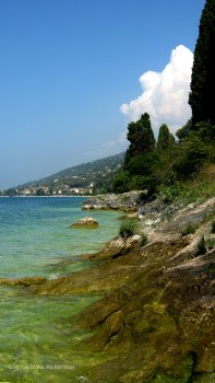 Lake Garda - swimming