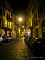 Streets at night