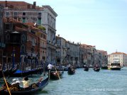 Gondola rides can cost more than 100€