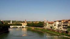 View from Castelvecchio