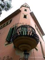 Park Güell house