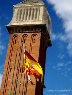 Spanish replica of St Mark's Campanile