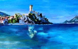 Castello Scaligero in Malcesine