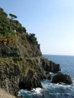 Riomaggiore trail