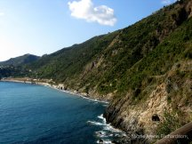 Between Manarola & Corniglia