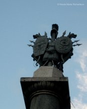 Monument in Piazza del Popolo