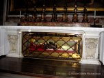 Tomb of one of the popes
