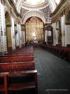 Iglesia y Convento de Guápulo