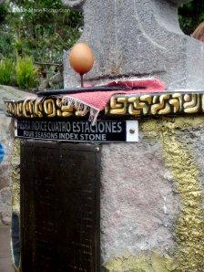 Balance an egg on the Equator