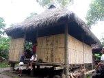 Typical hut