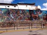 Cusco mural