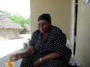Tangeni's mother