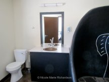 Etosha Safari Camp bathroom