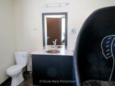 Etosha Safari Camp bathroom