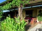 Etosha Safari Camp entrance