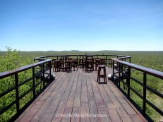 Etosha Safari Lodge view