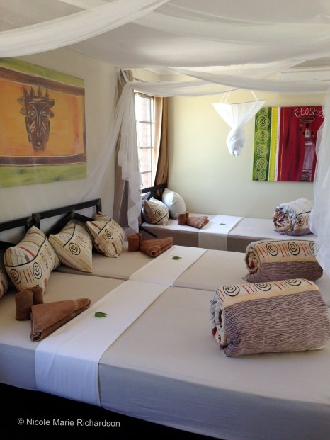 Etosha Safari Camp room