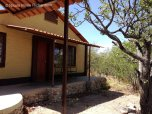 Etosha Safari Camp bungalow