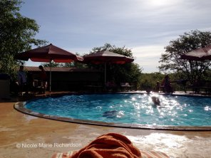 Etosha Safari Camp pool